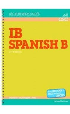 This guide has everything needed to achieve a higher grade in Spanish. It provides straightforward explanations in English, model examples of all Paper 2 Text Types, plenty of authentic texts and practice Paper 1 comprehension questions and more. ISBN: 9781907374449