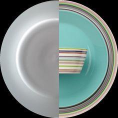 Ik heb mijn servies gecombineerd met Iittala. Ben je ook benieuwd hoe jouw servies er anders uit kan zien? Gebruik dan deze handige Iittala Style Swiper en laat je inspireren.