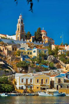 Symi #Dodecanese #Greece