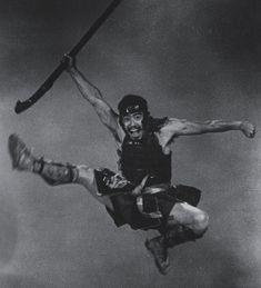 Toshiro Mifune. Seven Samurai.