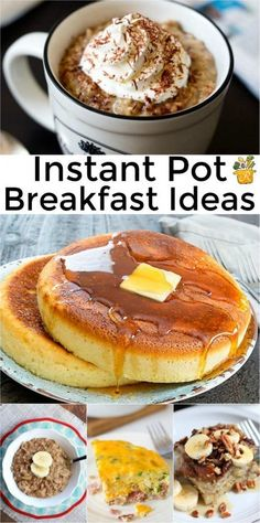 Breakfast recipes fo
