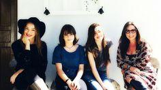 Eu com elas... No meu Cafofo Lindo - Aracê - Pedra Azul - ES