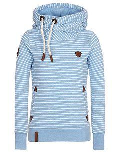 Sweater Hooded Women Naketano Schmierlappen Jeck VI Hoodie