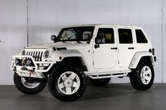 2013 Custom Jeep Wrangler Unlimited For Sale