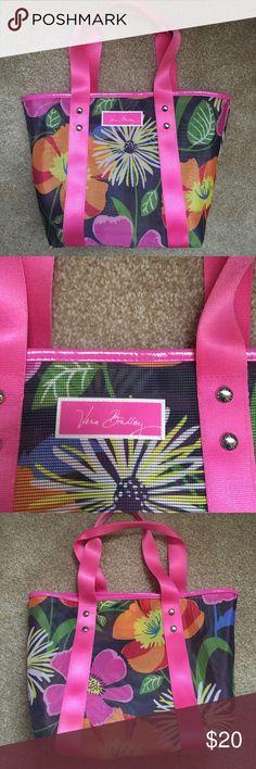 Vera Bradley tote bag (shoulder) Used once Vera Bradley Bags Totes