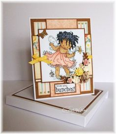 Handmade card image from Mo Manning
