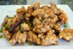 Korean Sweet And Spicy Chicken