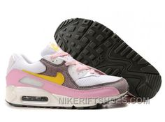 http://www.nikeriftshoes.com/nike-air-max-90-womens-pink-yellow-white-top-deals-bkfqi.html NIKE AIR MAX 90 WOMENS PINK YELLOW WHITE TOP DEALS BKFQI Only $74.00 , Free Shipping!