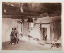 American Indian Art:Photographs, ALBUM OF 97 VIEWS OF HOPI LIFE. c. 1899...