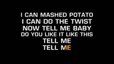 The Contours-Do You Love Me (Karaoke)