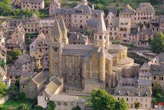 Conques | Les plus beaux villages de France - Site officiel