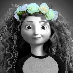 Dahlia is She loves photography and flowers. Hiccup Y Astrid, Merida And Hiccup, Modern Merida, Dragon Rider, Jelsa, Princesas Disney, Love Photography, Character Inspiration, Disney Princesses