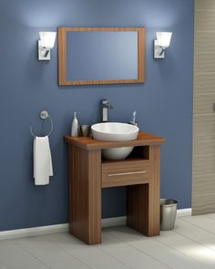 the exotic wood and ceramic combination gives the room a modern and elegant look