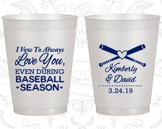 Shatterproof Cups, Frosted Cups, Frost Flex Cups, Custom Frosted Cups, Frosted Plastic Cups, Personalized Frosted Cups (301)