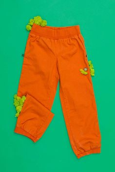 Resume kids pants