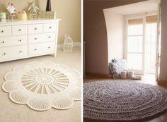 Вязаные акценты стильного интерьера. Часть третья: ковры - Ярмарка Мастеров - ручная работа, handmade
