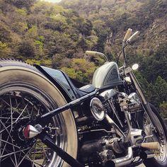 水曜日+ええ天気=バイク乗る