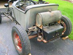 Model T Ford Forum: FAULTLESS SPEEDSTER PROGRESS PART 1