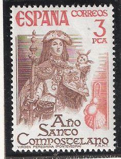 Virgen Peregrina (Pontevedra) - Año Santo Compostelano