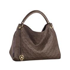 Louis Vuitton Artsy MM Brown Totes M93447 #LV #LVbags