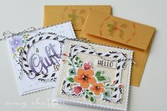 Pickled Paper Designs: Make It Market Kit: Don't Forget To Write