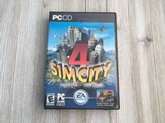SimCity 4: Deluxe Edition (PC, 2003) Plus Rush Hour 2 Games Disc Set EUC 14633147407 | eBay