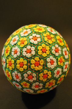 Intricate Temari Balls Embroidered by a 92-Year-Old Grandmother | 20 Times That Art And Design Inspired Awe In 2013