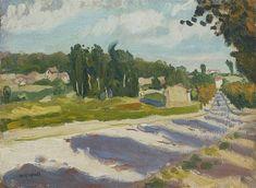 Albert Marquet - Paysage