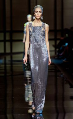 Armani Prive - Paris Haute Couture S/S 2014