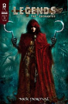 Halloween Ideas- Steampunk Red Riding Hood