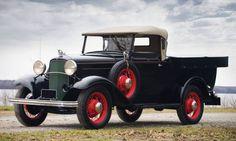 1932 Ford Model B-304 Ute Roadster Pickup, BAD a$$ed!!