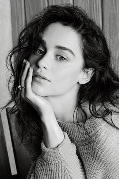 Emilia Clarke by Lachlan Bailey