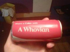What the heck? I couldn't even find my name but someone finds one with whovian on it