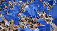 Coupe de France 2015 AJA/PSG © Damien Rabeisen