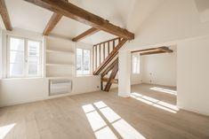 Paris 9e : Esprit loft rénové sur cour - Agence EA Paris