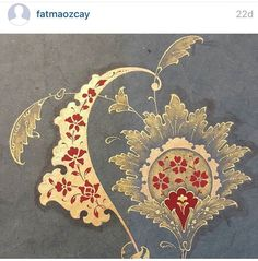 Fatma özçay Tezhib