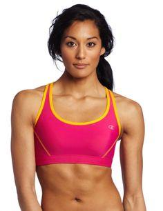 5360ce2132aaa -- gt  Champion Women s Vented Sports Bra Plus Size Sports Bras
