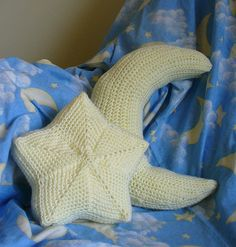 Crochet the Moon and the Stars – free patterns – Grandmother's Pattern Book