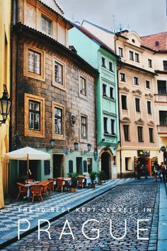 The 10 Best Kept Secrets In Prague