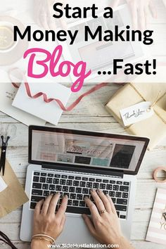 I needed a way to start a blog and make money fast, and this free video course delivered. I definitely recommend, this is a must for successful work from home moms (and dads), freelancers, and side hustlers. Best way to start a blog fast.