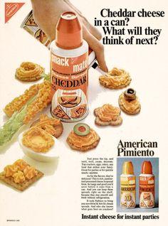 "dandyads: "" Nabisco Snack Mate, 1967 """