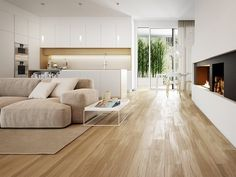 Drewnopodobna inspiracja Opoczno Classic Oak