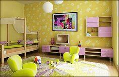 Habitación para niñas