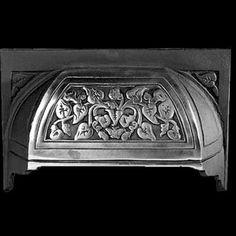 Repro fireplace hood
