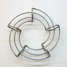 Five Ring Orbital by Gideon Weisz