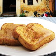 Fab.com | French Toast Bread Stamp by Fred & Friends