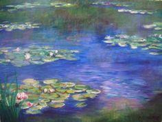 Monet ~ Lillypads