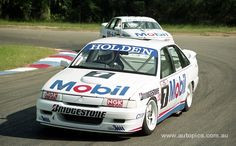 Holden VN Commodore SS Group A: Taking a pocket knife to a gun fight - Shannons Club Australian Muscle Cars, Car Paint Jobs, V8 Supercars, Racing Team, Auto Racing, Holden Commodore, Car Painting, Team S, Motocross