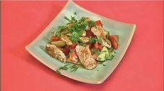 Recipe: Sesame Crusted Chicken