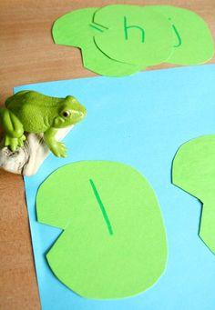 essay on hop frog